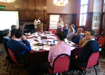 British Land Leadership group session