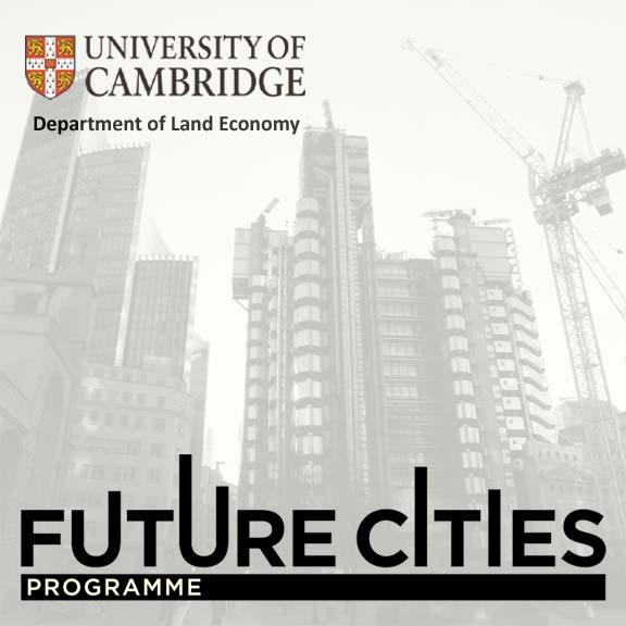 Future Cities Programme unveiled by The University of Cambridge supported by Capco